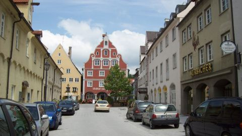 Munich-Memmingen, Germany